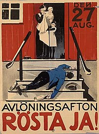 Rusdrycksomröstning 1922